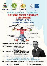 Locandina incontro su Giorgio La Pira