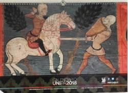 Calendario Unipa 2018