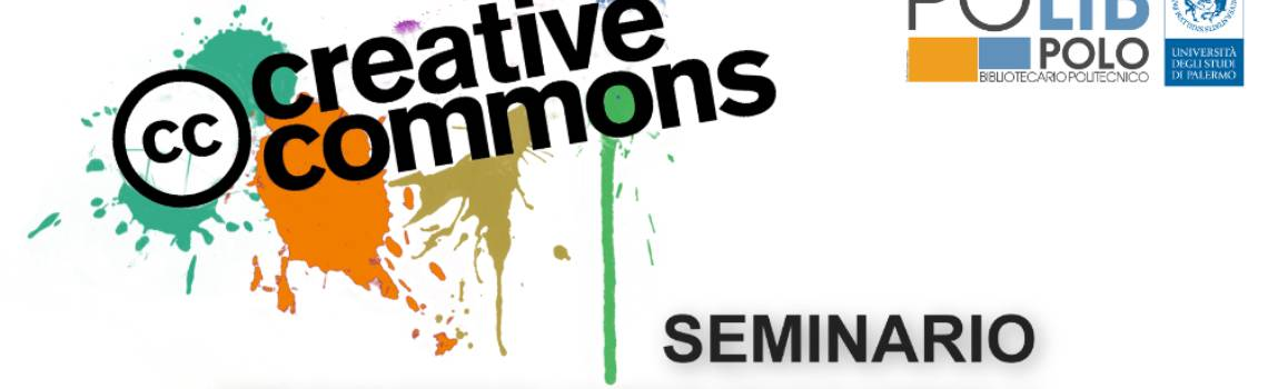 SEMINARIO / Some Right Reserved: le licenze creative commons 4.0