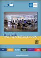 Breve guida all'uso delle biblioteche UniPa