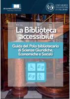 Guida al catalogo online delle biblioteche UniPa