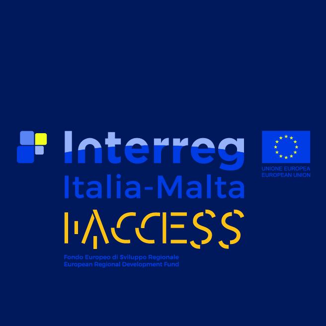 I-Access quadrato_blu