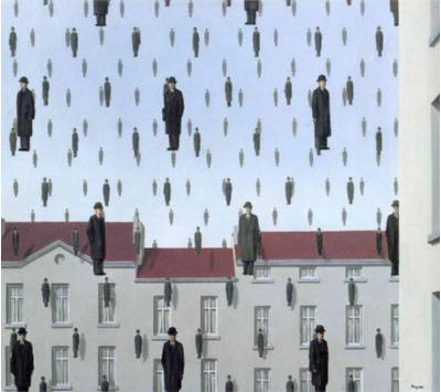 Golconda (Magritte)