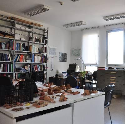 Laboratorio di Topografia antica-