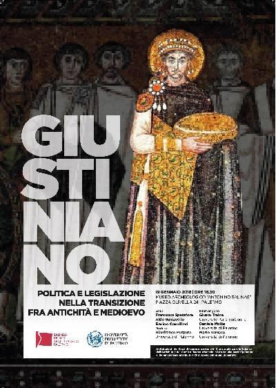 Locandina Giustiniano