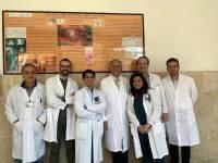 equipe  Chirurgia vascolare  Policlinico-2