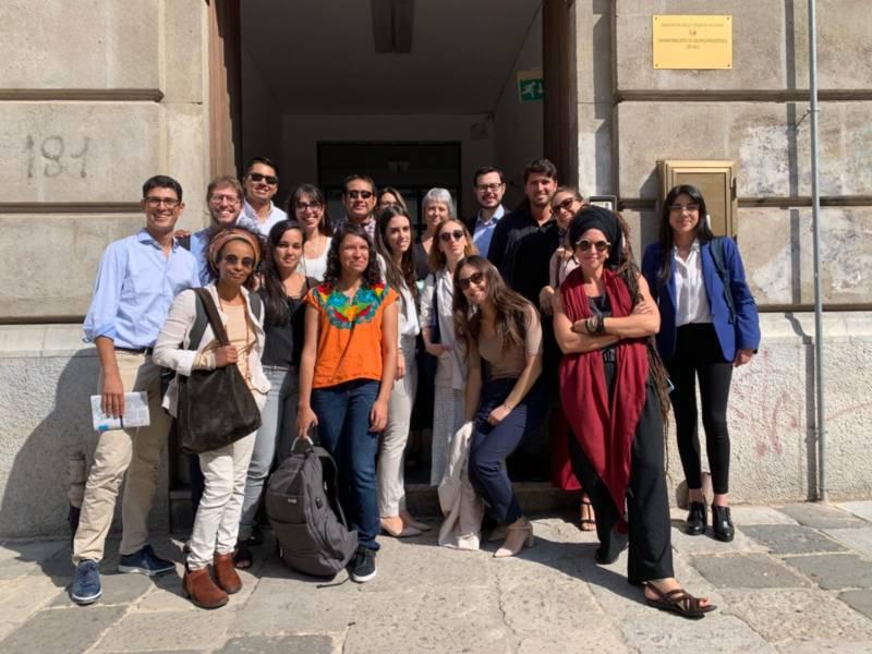 PhD Symposium 2019-2020 - Foto di gruppo