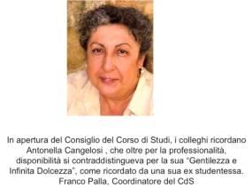 A. Cangelosi