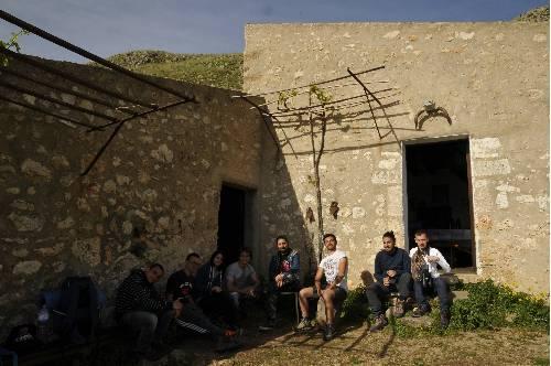 Riposo del guerriero a Borgo Cusenza