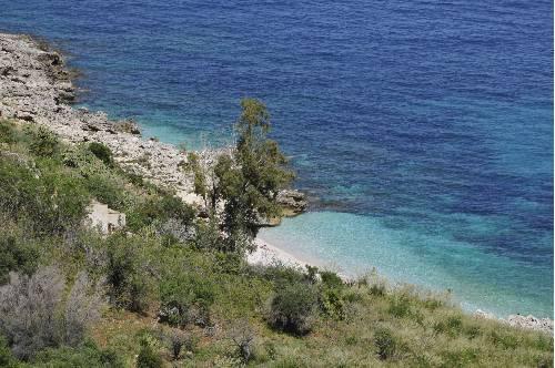 Spiaggetta dell'Uzzo