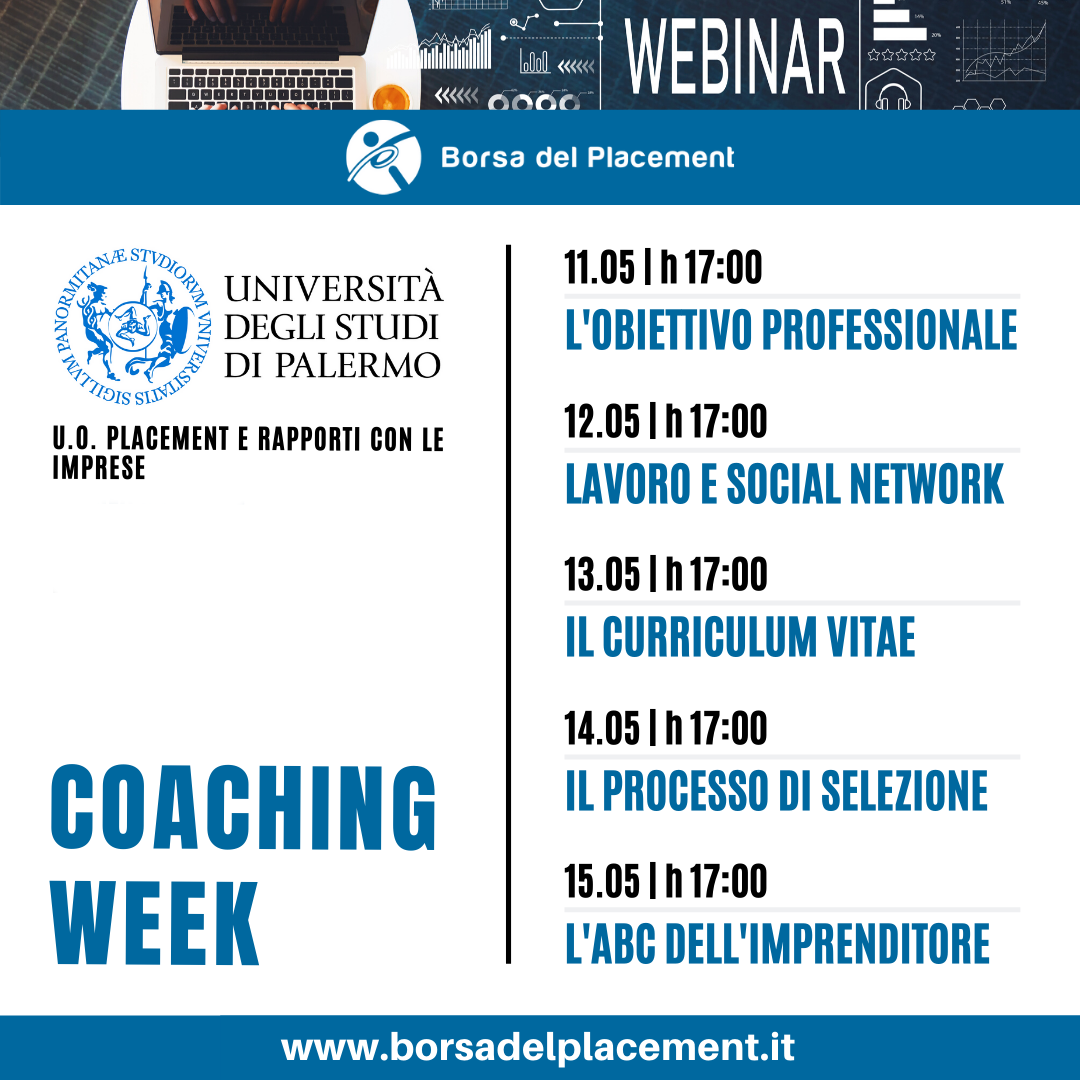 Webinar Borsa del Placement UniPa-Placement 11-15 maggio 2020-1
