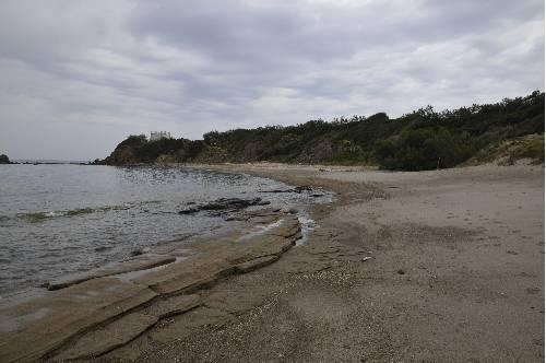 spiaggia di settefrati