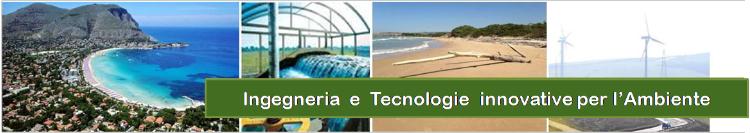 Nuovo banner Ingegneria e tecnologie innovative per l' Ambiente
