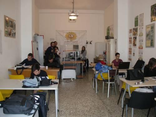 Spazio studenti Artemide_Agroethica
