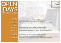Open Day Dip. SPPF_Programma