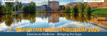 FIRST DEPARTMENTAL SYMPOSIUM 2020