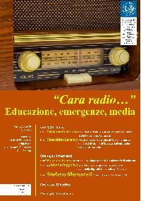 Locandina Radio 7 maggio 2018 finale