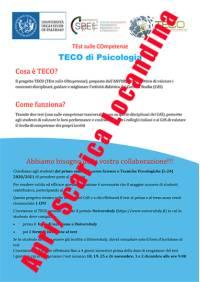 Locandina TEst sulle COmpetenze_tn