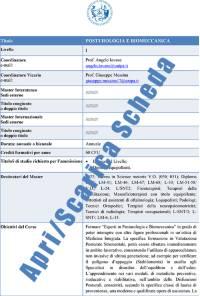Posturologia-e-Biomeccanica scheda IX edizione-tn