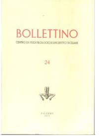 Bollettino Copertina