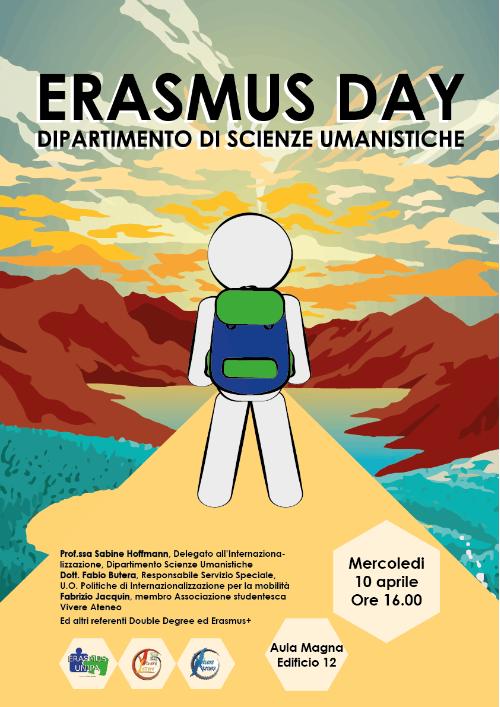 ERASMUS Day dipartimentale Scienze Umanistiche
