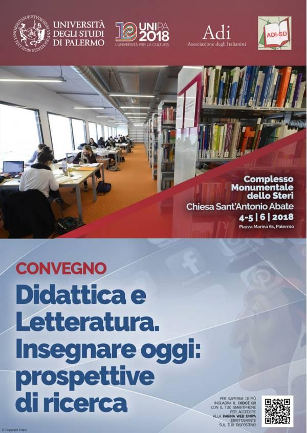 Locandina_Didattica e letteratura_ web