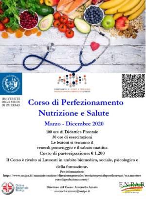 nutrizione e salute 2020