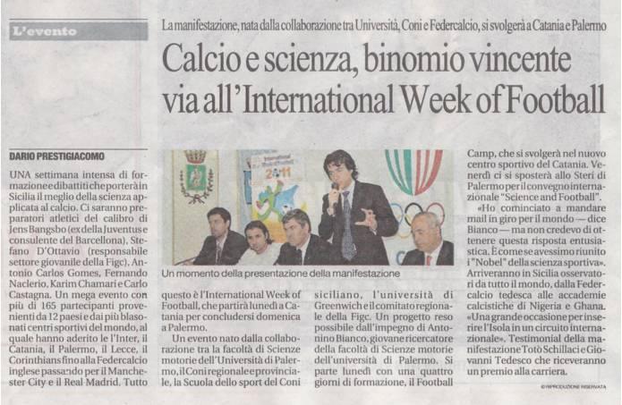 La Repubblica 17-04-2011