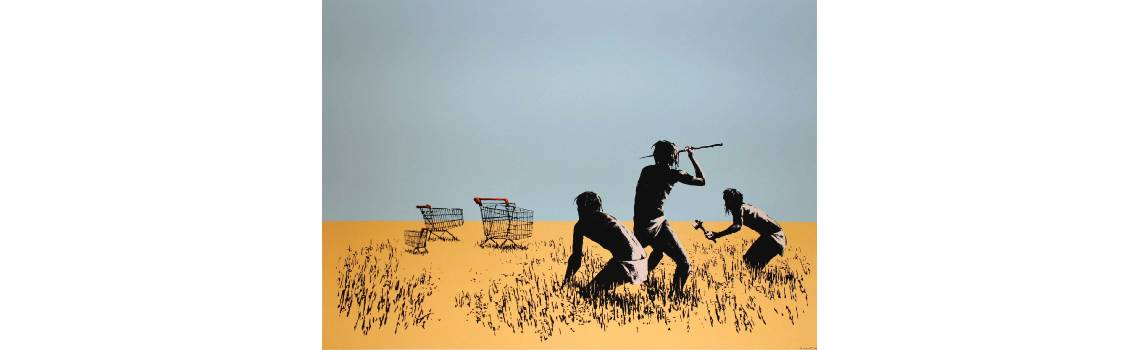bansky-trolley hunters