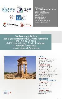Conferenza Agrigento