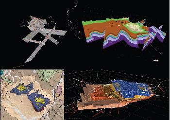 GEO 02_03 - Costruzione tridimensionale di modelli geologici del sottosuolo