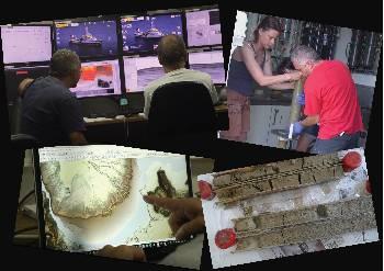 GEO 02_03 - Esecuzione di Campagne oceanografiche, ricostruzioni morfobatimetriche e studio dei sedimenti marini