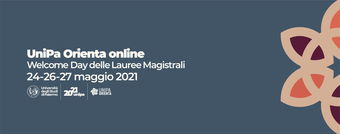 Welcome Day delle Lauree Magistrali | 2021