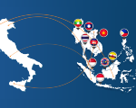 """The Geo-economic relevance of Southeast Asia for the Italian Country System"" - Webinar domani, venerdì 4 dicembre, alle 11.00"
