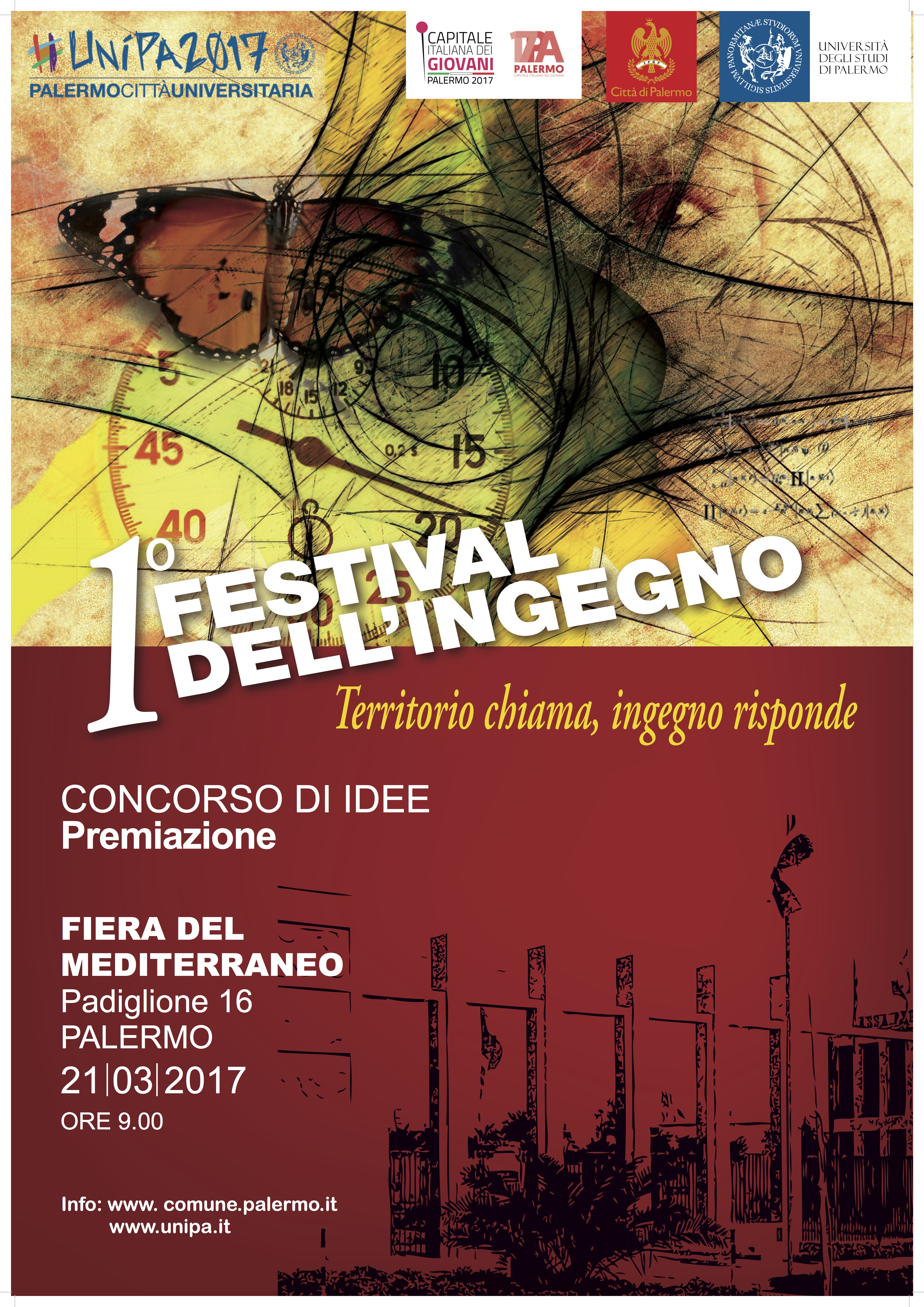 poster premiazione festival ingengo exe