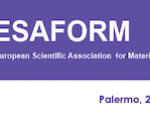 Ad UniPa la Conferenza ESAFORM 2018
