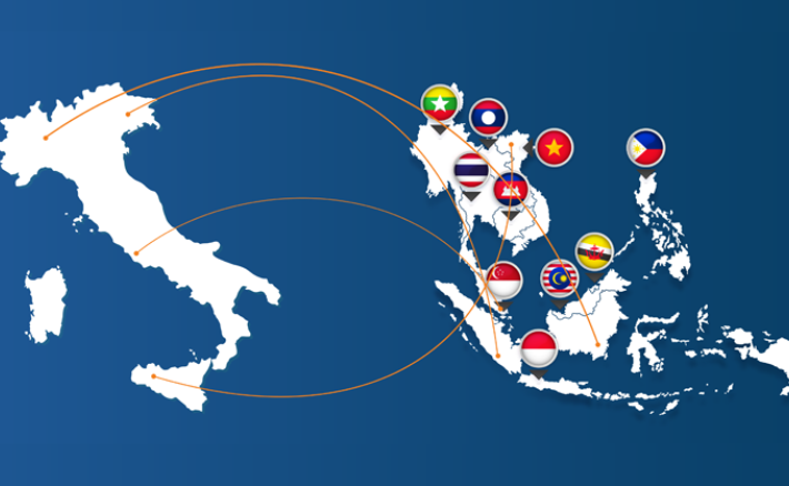 The Geo-economic relevance of Southeast Asia for the Italian Country System - Ciclo di webinar