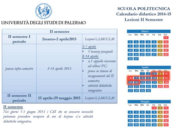 Calendario Unipa 2020.Calendario Unipa Calendario 2020