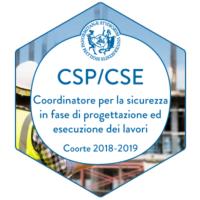 Badge CSP/CSE 18/19