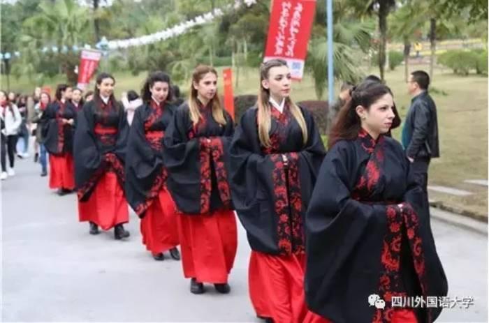 Studenti UniPa a Chongqing