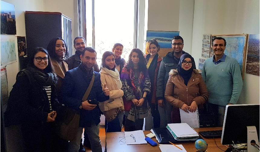 20180207_Erasmus  Tunis 2018