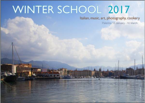 frontespizio Winter School 2017